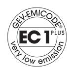 Alfix har EMICODE certificeringen, der henviser til byggematerialer med lav emission, og som er fri for opløsningsmidler. Alfix er medlem af EMICODE og får løbende kontrolleret de relevante produkter.